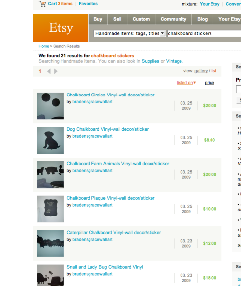 Visit Etsy.com