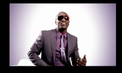 "Akon ""Beautiful"" Video"