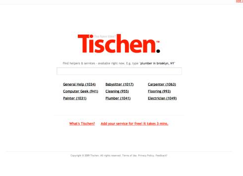 Tischen.com