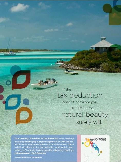 Bahamas Print
