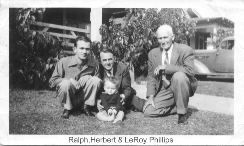 Ralph Herbert LeRoy Phillips